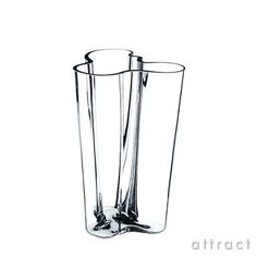 #iittala #イッタラ #AALTO #アアルト #フラワーベース #フィンランディアMサイズ(200mm)カラー:クリア、ホワイト (#ガラス製品/#花瓶/#花器/#北欧)【smtb-KD】|ROOM - my favorites, my shop 好きなモノを集めてお店を作る