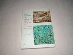 1968 A Short History of Painting From Cave Art to Jackson Pollack hardcover Book  #caveart #art http://stores.ebay.com/coloradojohnny