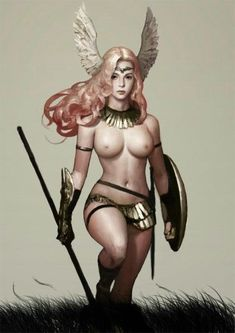 [NSFW] Original Fantasy Illustration Drawn by Kimbum Korean illustrator