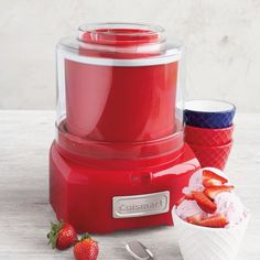 Cuisinart® Classic Frozen Yogurt, Ice Cream and Sorbet Maker, available at #surlatable