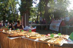 #Fiesta de la #empanada, #Silleda, #Galicia