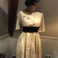 Linen dress maxi dress buttermilk aqua and lilac wedding Linen Tunic Dress, Linen Skirt, Wool Dress, Maxi Dress With Sleeves, Linen Dresses, Hooded Wool Coat, Hooded Cloak, Green Maxi, Yellow Maxi