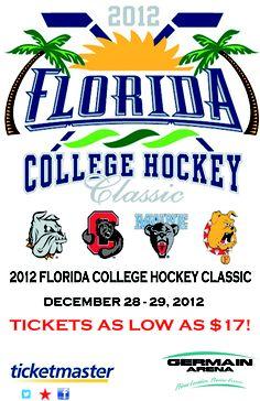 2012 Florida College Hockey Classic