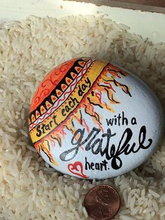Inspirational Painted Rocks