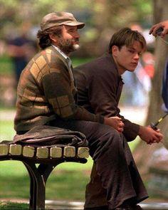 BROTHERTEDD.COM Robin Williams Quotes, Good Will Hunting, Matt Damon, The Expendables, Jackie Chan, Rocky Balboa, Clint Eastwood, Christina Hendricks, On Set