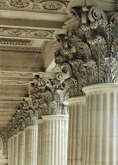 Louvre Colonnade (1668), Paris, France