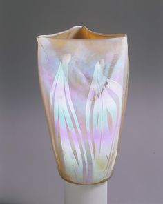 Designed by Louis Comfort Tiffany (American, New York City 1848–1933 New York City)