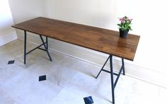 1000 Ideas About Narrow Dining Tables On Pinterest Dining Tables Dining T