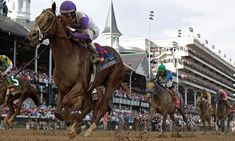Congratulations to Mario Gutierrez on Ill Have Another winning the 138th Kentucky Derby from 19th Pole Position.