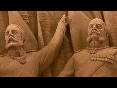 CBS Sunday Morning: Soaring sand sculptures | In the western Japanese city of Tottori, sand sculptures can soar several stories high. Seth Doane introduces professional sculptor Sue McGrew, who has been working with sand for 19 years.