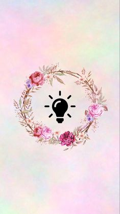 27 watercolor covers with flowers - Free Highlights covers for stories Black And White Instagram, Pink Instagram, Instagram Logo, Instagram Feed, Instagram Story, Homescreen Wallpaper, Cellphone Wallpaper, Instagram Symbols, Birthday Girl Quotes