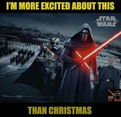 Forget Christmas, Give Me Star Wars