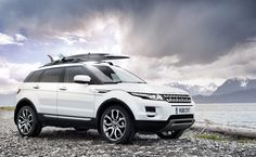 Every kid at school wants to be picked up in their mom's Range Rover Evoque. Any color please.