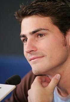 Iker Casillas Jogadores mais Bonitos da Copa 2010 – Seleção Espanhola