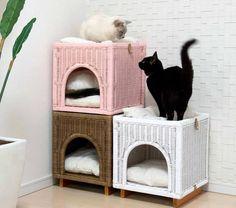 Resultado de imagen para cama cucheta gatos