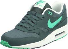 Nike Air Max 1 schoenen groen turkoois