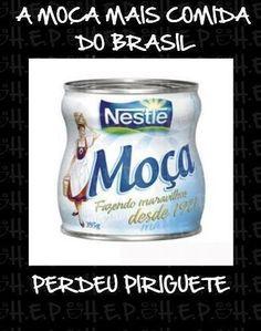 leite moça - a moça mais comida do Brasil