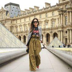 Instagram Gucci, Street Style, How To Wear, Fashion Trends, Instagram, Urban Taste, Street Styles, Street Chic, Fashion Street Styles
