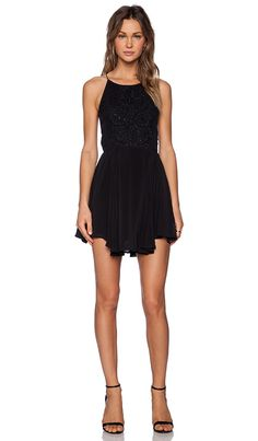 Shop for Lovers + Friends Jasmine Fit & Flare Dress in Black at REVOLVE. Free 2-3 day shipping and returns, 30 day price match guarantee.