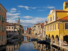 Chioggia magic - chioggia, Venice