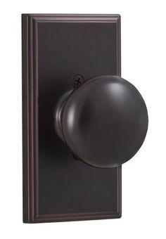 Updating Interior Doors By Installing New Doorknobs   Interior door ...