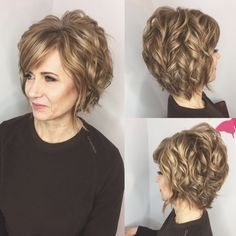 Idea for short hair one of type beach waves