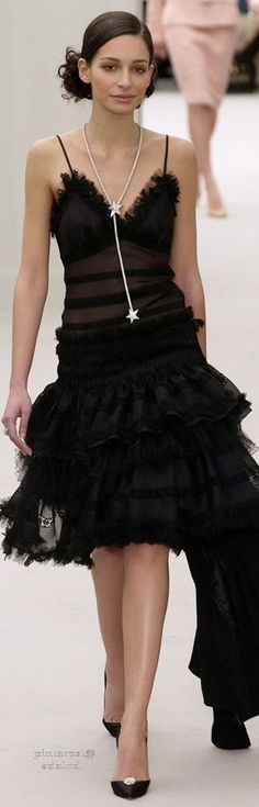 Chanel Couture, Cocktail Dress jαɢlαdy.... - Total Street Style Looks And Fashion Outfit Ideas