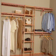 Basic Ventilated Cedar 6' Wall Kit