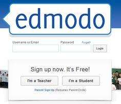 Edmodo is a great tool to help teachers support active learning, collaboration and communication in the classroom. Join as a Teacher to create your own groups or join others.