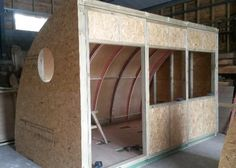 glamping pod for camping or garden office room