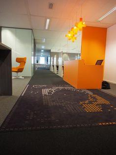 Seats 2 Meet Groningen. Interior design by Studio Noord.