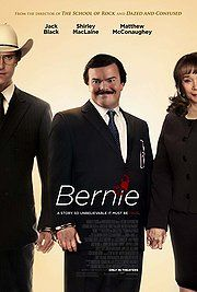 Bernie. 2012. Jack Black's finest, and he's not annoying at all. Great dark comedy. AND IT'S A TRUE STORY!