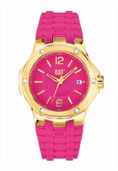 019c1647f El modelo A1 381 24 434 de #Cat para #dama de la línea #NavigoLady #Reloj  #pulsera #mujer #CaterpillarInc #Woman #Lady.