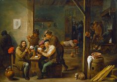 Pinturas con pipa de David Teniers el joven   Ancha es mi casa anchaesmicasa.wordpress.com1200 × 840Buscar por imagen Pinturas con pipa de David Teniers el joven