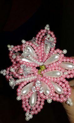 Flores de tembleques panameños