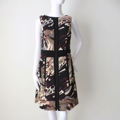 CUE Sleeveless Dress Zip Front Sheath with Front Pockets NEW Size 8 US 4 | eBay Australian Fashion Designers, Pockets, Zip, Detail, Blouse, How To Wear, Ebay, Dresses, Vestidos