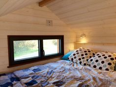 The Huttopie: a one-of-a-kind tiny house from French builder, La Tiny House