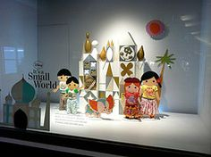 It's a Small World- Disney and Nordstrom collaboration