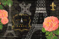Masterpiece Art - Enchanted Paris, $21.60 (http://www.masterpieceart.com.au/enchanted-paris/)