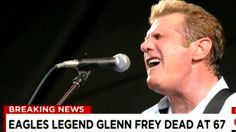 Legendary Guitar Hero Glenn Frey Dies At 67