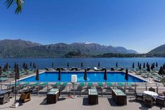 Infinity Pool - Hotel Britannia Excelsior