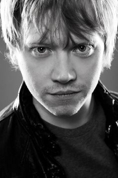 Rupert grint he is and ron weasley on pinterest - Rone harry potter ...