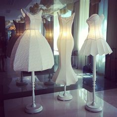 Photo by the_pandacup  #moschino #hotel #lamp #dress #light #maisonmoschino