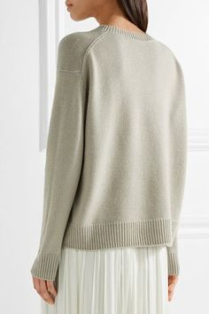 Vince - Cashmere Sweater - Mushroom - x small