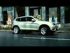 BMW X3 tv commercial / BMW X3 Tv Spot - YouTube