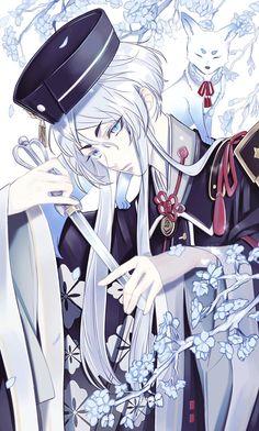 Touken Ranbu Characters, Anime Characters, Manga, Bishounen, Handsome Anime, Slayer Anime, Cute Anime Character, Anime Fantasy, Boy Art