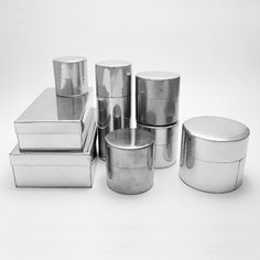 Syuro Tin Container