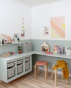 27 Study room for modern children Ideas that you have to copy 27 Lernraum für moderne Kinder Ideen, die Sie kopieren müssen 27 Study room for modern children Ideas that you have to copy - Playroom Storage, Kids Storage, Playroom Decor, Bedroom Decor, Playroom Ideas, Ikea Kids Bedroom, Bedroom Wall, Storage Ideas, Ikea Kids Playroom