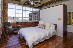 Um loft em Houston