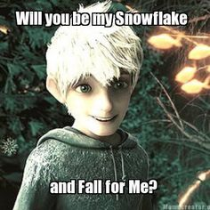 funny cute sweet cheesy pick up jack frost rise of the guardians rotg jackson overland frost jack overland